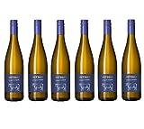 "2018er Metzger ""Prachtstück"" Cuvée Weiss, QbA, Riesling, Scheurebe, feinherb Deutschland aus der Pfalz (6 Flaschen)"