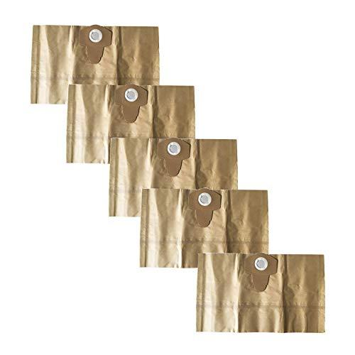 Accessori di ricambio per aspirapolvere Parkside PNTS 1500 D5 – LIDL IAN 304887 Papierfilterbeutel Set