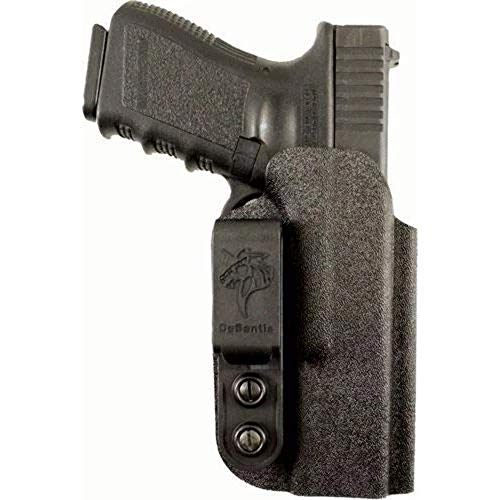 Gunhide, 137, Slim-Tuk, Inside The Pants Holster, Fits SIG SAUER P365, Ambidextrous, Black Kydex