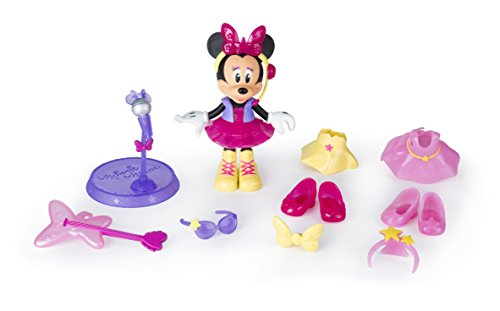 Minnie Mouse- Fashion Dolls 2: Pop Star, Multicolor (IMC Toys 182912) 4