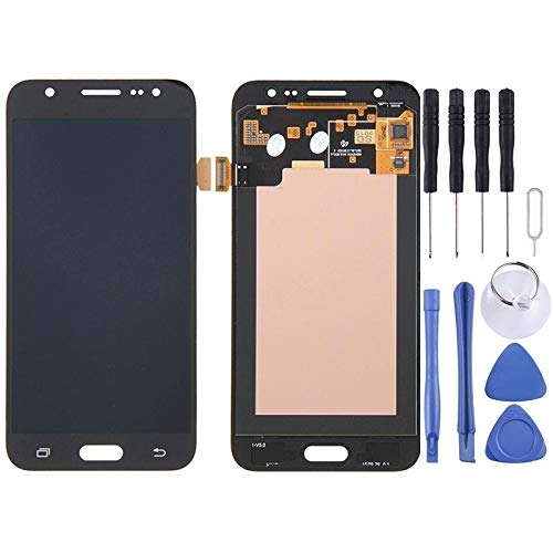 WANAOSHOP LCD Screen and Digitizer Full Assembly for Galaxy J5 / J500, J500F, J500FN, J500F/DS, J500G/DS, J500Y, J500M, J500M/DS, J500H/DS(Black) ZJJJDK (Color : Gold)