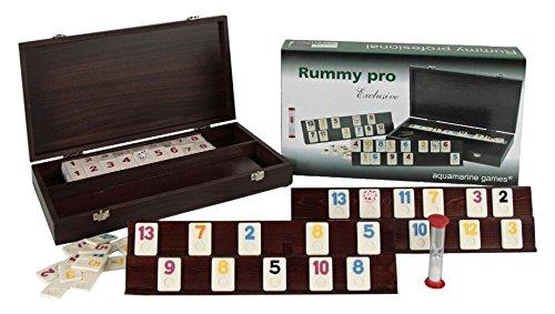 Aquamarine Games - Rummy Profesional Compudid CP103014
