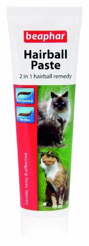 Beaphar Hairball Paste for Cats 2 in 1 100 g (Pack of 2)