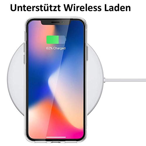 Girlscases® | iPhone XR Hülle | Im Fee Motiv Muster - 4