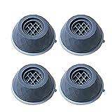 Taosheng Waschmaschinen-Fußpolster, Anti-Vibrationsmatte, Wasch- und Trockner-Pads,...