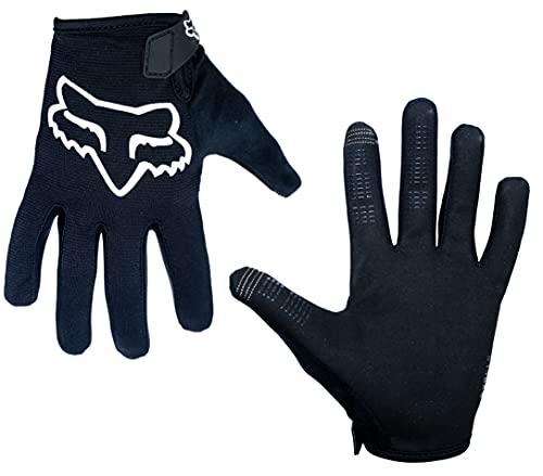 Fox Ranger Glove Fahrrad Handschuhe Schwarz (Schwarz, L)