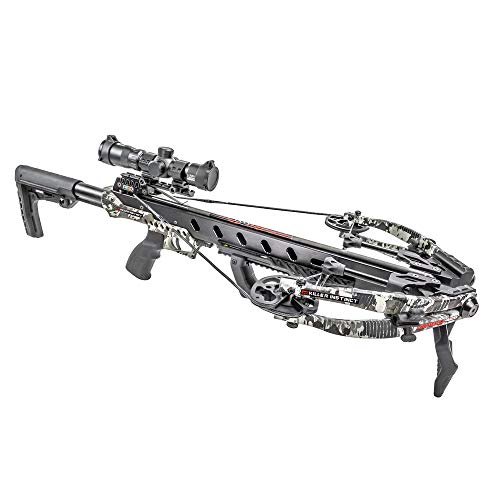 Killer Instinct Speed 425 Crossbow Elite Package