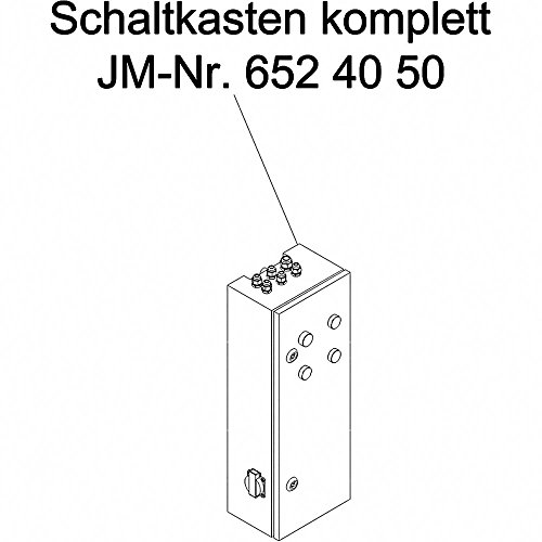 JMP SCHALTKASTEN komplett JMP Fox 4000 H