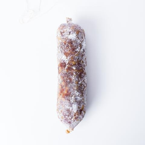 Saucisson Sec Dry French Sausage, Two 11 Ounce Sausages