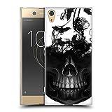 Official Haroulita Black Skull Assorted Designs Soft Gel