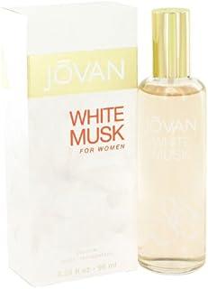 JOVAN WHITE MUSK by Jovan Eau De Cologne Spray 3.2 oz