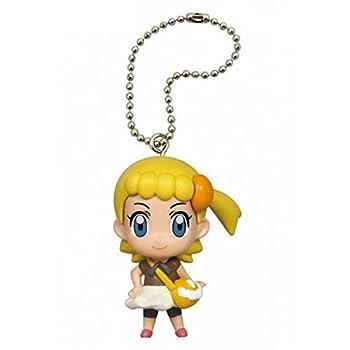 Takara Tomy Pokemon Pocket Monster XY&Z Deformed Figure Series Mini Trainer Mascot Keychain / Swing - Bonnie  Eureka