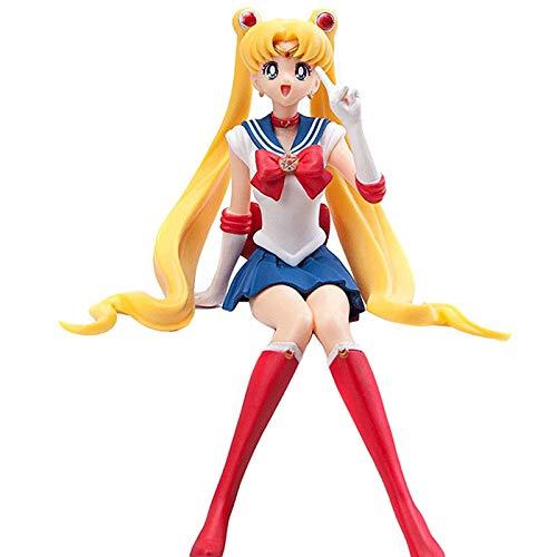 WZNING Anime Animatie Figuur Action geverfd tweede dimensie Leuke Sexy Rond Rollen Souvenir Simulation Doll Fan Artwork Desktop Creative Present Huwelijk Nieuwjaar Boxed (Color : C)