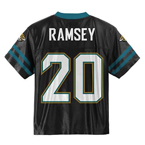 Outerstuff Jalen Ramsey Jacksonville Jaguars #20 Infants Toddler Home Player Jersey (2T)