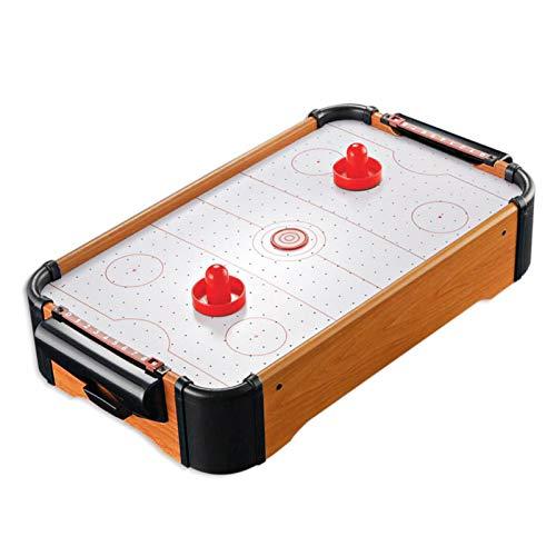 Mini juego de mesa de aire de hockey con batería, juguete educativo para adultos y niños, juguete para niñas, regalo de cumpleaños, regalo de Navidad