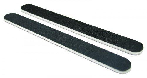 Standard Black 120/240 Nail File by Jaylie