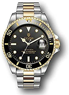 TEVISE Brand Luxury Waterproof Automatic Mechanical Watch