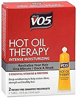 VO5 Tratamiento Hidratante Terapia de Aceite Caliente 2 ea