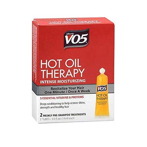 VO5 Hot Oil Therapy Moisturizing Treatment 2 ea