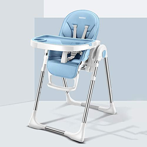 Why Choose Jian E Baby high Chair -PP Plastic/Stainless Steel, 6 Months - 36 Months Baby Multi-Funct...