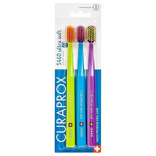 Curaprox Ultra Soft Zahnbürste, 3er-Pack