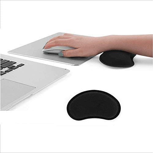Wrist Rest for Mouse, Comfortable Memory Foam Pad for Gaming and Office Mouses