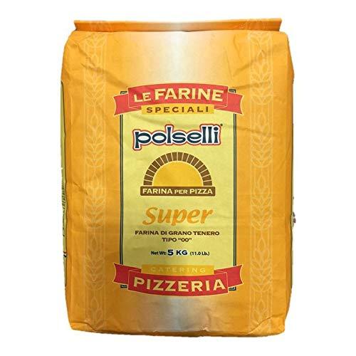 "Polselli Super ""00"" Pizza Flour"