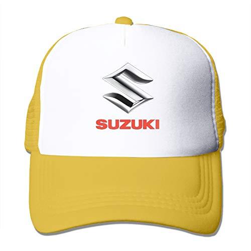 YeeATZ Suzuki Motor Logo Cool Unisex Baseball Cap Adjustable Visor Hats Bucket Hat Running New Gift 2021 Mens and Womens