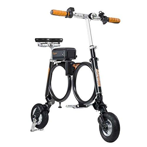 Airwheel E3, Elektro Scooter faltbar Herren M schwarz