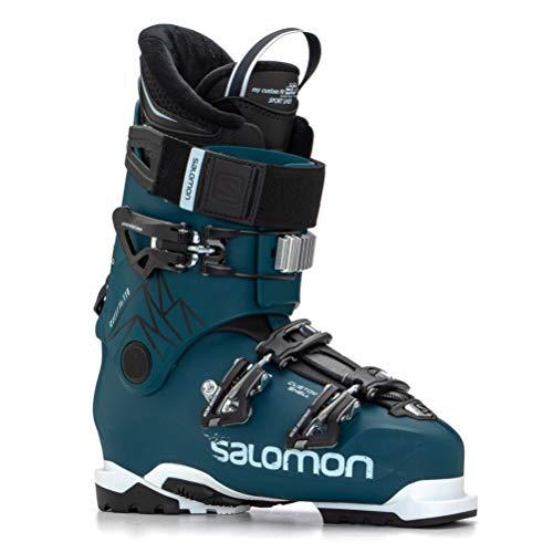 Salomon Herren Botas ALPINAS Quest PRO 110 Sport Ski-Stiefel, Blue/B, 47 EU