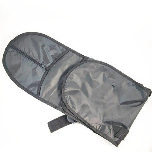Nueva Negro Sport Extreme Monopatín Carry Case bolsa de Longboard Gire Mochila...