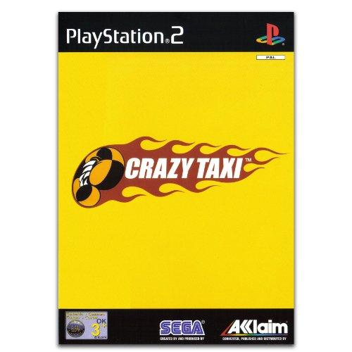 Crazy Taxi-(Ps2)