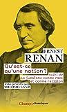 Qu'est-Ce Qu'une Nation ? Suivi De Le Judaïsme Comme Race Et Comme Religion - FLAMMARION - 05/03/2011