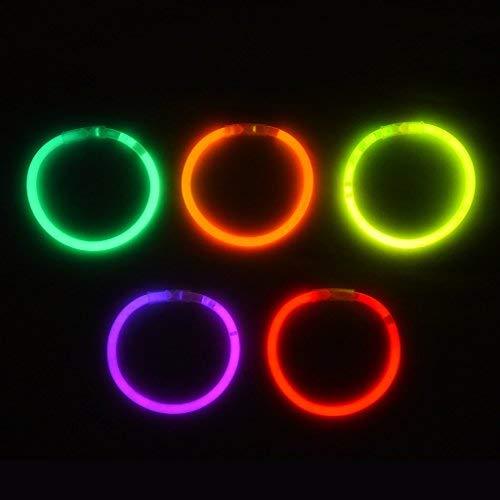 Party Butiko Neon Glow Bracelet Stick 15Pcs