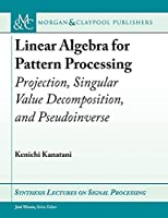 Linear Algebra for Pattern Processing: Projection, Singular Value Decomposition, and Pseudoinverse (Synthesis Lectures on Signal Processing)