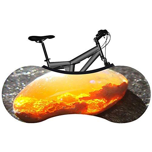 LSJZZ Bicicleta Cubierta Interior para Almacenamiento Y Transporte, Elástico Suciedad Prueba Tela, Bicicletas Cubierta De Protección De Viaje, Múltiples Diseños, Elegante, Accesorios,Color c