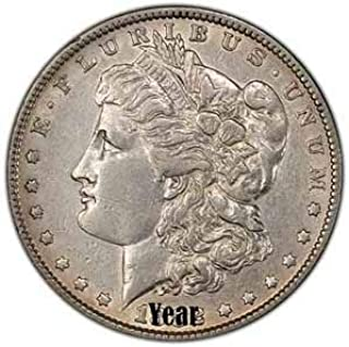 1891 P Morgan Dollar $1 Extremely Fine