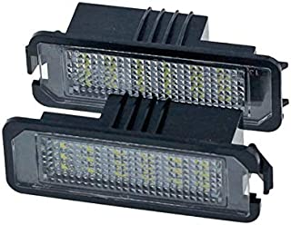 VINSTAR LED illuminazione targa omologata CAN-Bus 18 LED per modulo 6000 Kelvin per Toyota tutti i modelli compatibili nella descrizione del prodotto!