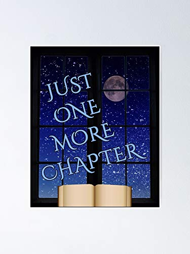 AZSTEEL Just One More Chapter Poster