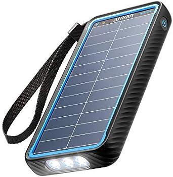 Anker PowerCore 10000mAh Solar Power Bank