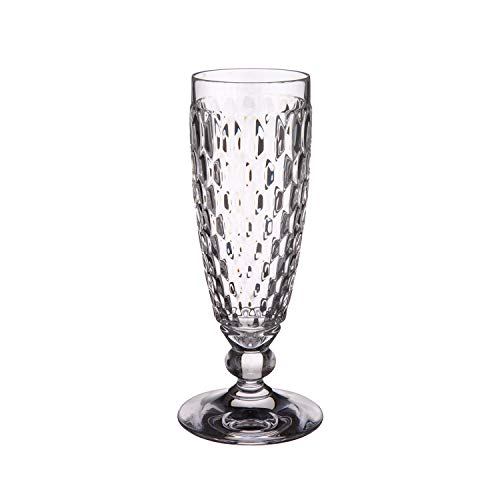 Villeroy & Boch Boston Copa de Cava, Cristal, centimeters