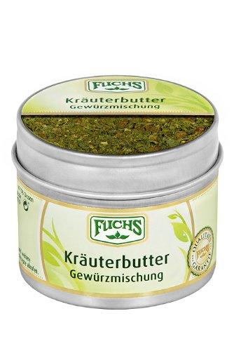 Fuchs Kräuterbutter-Gewürz, 3er Pack (3 x 40 g)