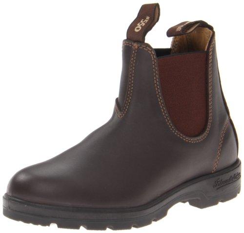 Blundstone 550 - Classic Comfort, Unisex-Erwachsene Kurzschaft Stiefel, Braun (Marrone), 44 EU
