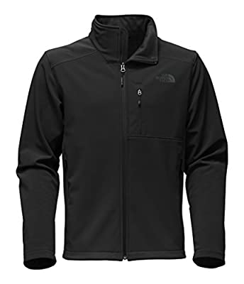 The North Face Men's Apex Bionic 2 Jacket - TNF Black & TNF Black - S by The North Face