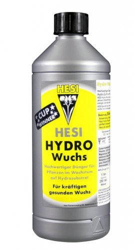 petit Heshi Hydro Growth Indoor Growth NPK Grow 1000 ml d'engrais liquide