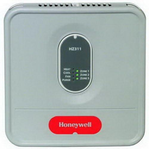 Honeywell HZ221 True Zone Control Panel Controls 2 Zone System product image