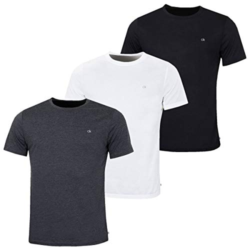 Calvin Klein Golf Herren 3-Pack-T-Shirt - Assorted - L