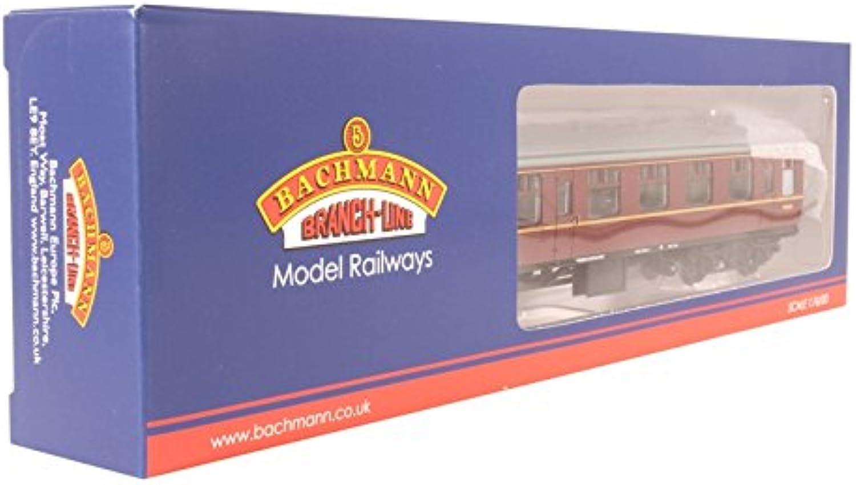 39026E Bachmann 00 Gauge  BR Mk1 SK Corridor Maroon