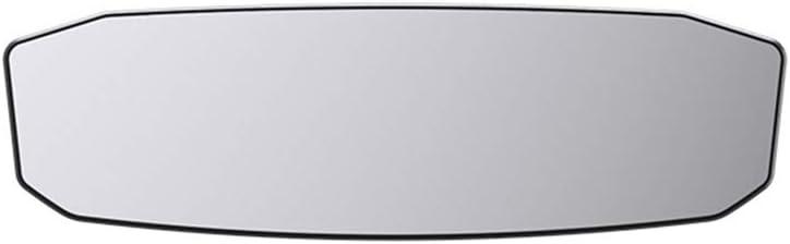 iSpchen Espejo Retrovisor Con Clip En Gran Angular Panor/ámico Con Ajuste de /Ángulo Muerto Espejo Retrovisor Interior Universal Espejo Retrovisor Interior Convexo Espejo Retrovisor Interior