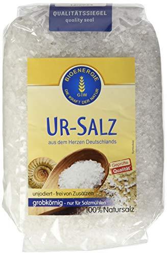 Bioenergie Ur-Salz grob, 2er Pack (2 x 1 kg)